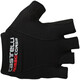 Castelli Rosso Corsa Pave Bike Gloves black